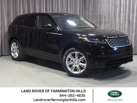 2020 Land Rover Range Rover Velar for sale in Farmington Hills, MI