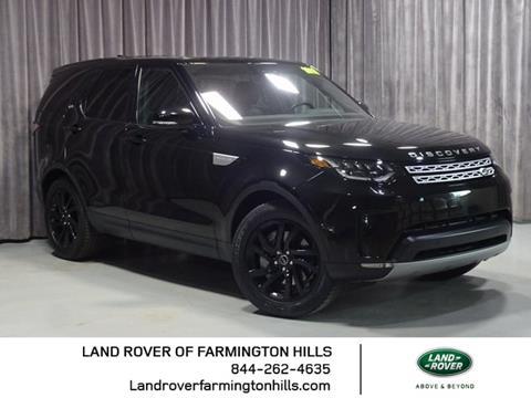 2018 Land Rover Discovery for sale in Farmington Hills, MI