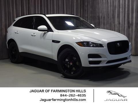 2020 Jaguar F-PACE for sale in Farmington Hills, MI