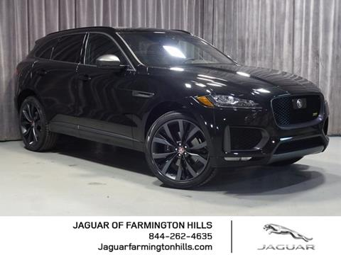 2020 Jaguar F-PACE for sale in Farmington Hills, MI