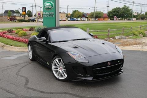 2017 Jaguar F-TYPE for sale in Farmington Hills, MI