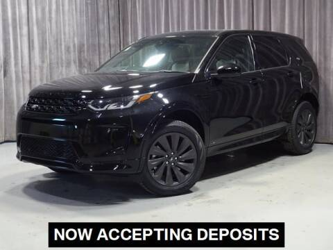 2020 Land Rover Discovery Sport P250 SE R-Dynamic for sale at Land Rover Farmington Hills in Farmington Hills MI