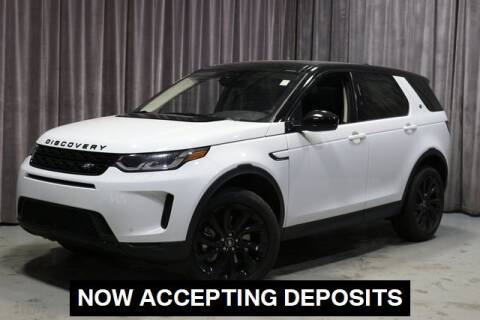 2020 Land Rover Discovery Sport P250 SE for sale at Land Rover Farmington Hills in Farmington Hills MI