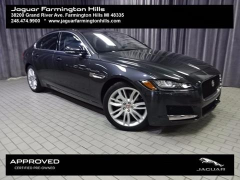 2017 Jaguar XF for sale in Farmington Hills, MI