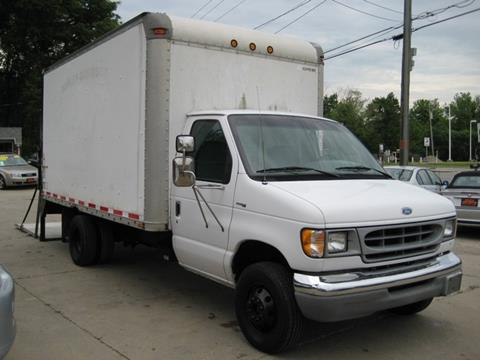 1997 Ford E-Series Chassis