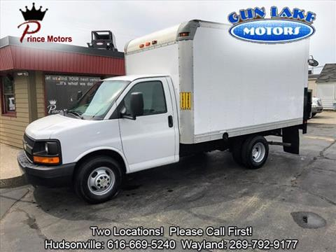 2012 Chevrolet Express Cutaway for sale in Hudsonville, MI