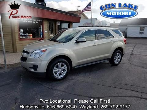 2015 Chevrolet Equinox for sale in Hudsonville, MI