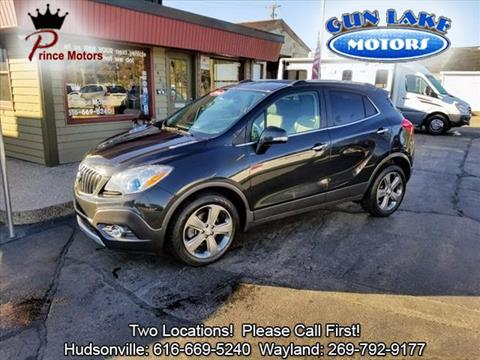 2014 Buick Encore for sale in Hudsonville, MI