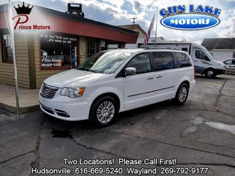 2015 Chrysler Town and Country for sale in Hudsonville, MI