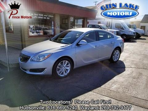 2016 Buick Regal for sale in Hudsonville, MI