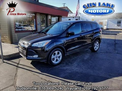 2014 Ford Escape for sale in Hudsonville, MI