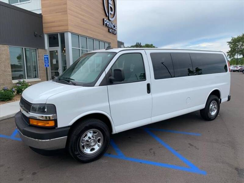 2018 Chevrolet Express Passenger for sale at PRINCE MOTORS in Hudsonville MI