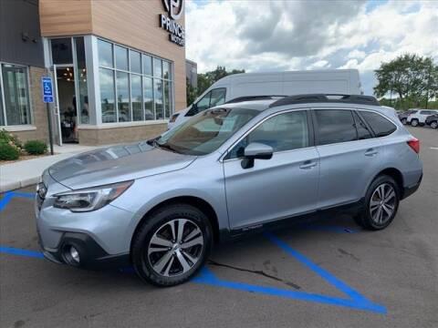 2018 Subaru Outback for sale at PRINCE MOTORS in Hudsonville MI