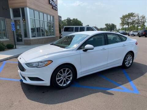 2017 Ford Fusion for sale at PRINCE MOTORS in Hudsonville MI
