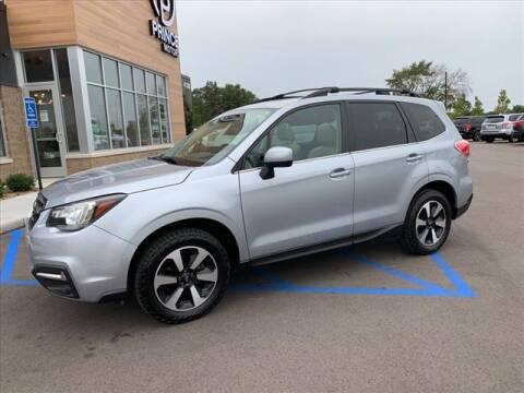 2018 Subaru Forester for sale at PRINCE MOTORS in Hudsonville MI