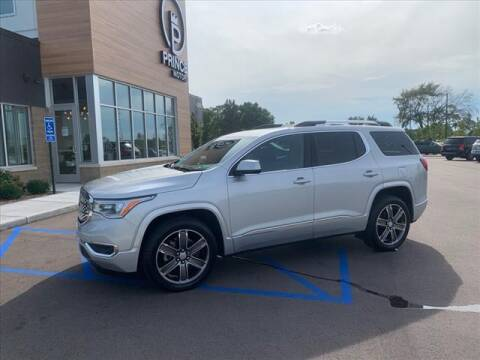2017 GMC Acadia for sale at PRINCE MOTORS in Hudsonville MI