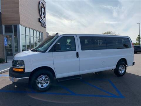 2019 Chevrolet Express Passenger for sale at PRINCE MOTORS in Hudsonville MI