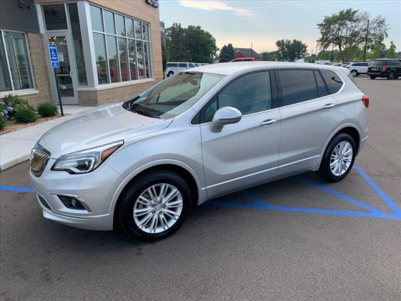 2017 Buick Envision for sale at PRINCE MOTORS in Hudsonville MI