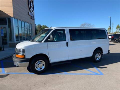 2014 Chevrolet Express Passenger for sale at PRINCE MOTORS in Hudsonville MI