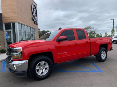 2017 Chevrolet Silverado 1500 for sale at PRINCE MOTORS in Hudsonville MI