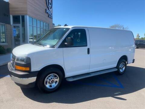 2019 GMC Savana Cargo for sale at PRINCE MOTORS in Hudsonville MI