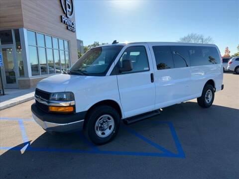 2016 Chevrolet Express Passenger for sale at PRINCE MOTORS in Hudsonville MI