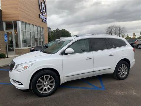 2017 Buick Enclave for sale at PRINCE MOTORS in Hudsonville MI