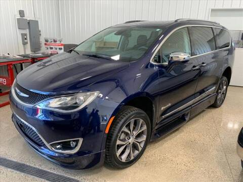 2018 Chrysler Pacifica for sale at PRINCE MOTORS in Hudsonville MI