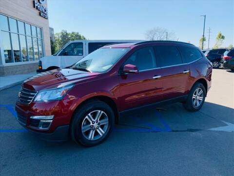2017 Chevrolet Traverse for sale at PRINCE MOTORS in Hudsonville MI