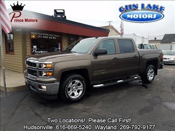 2014 Chevrolet Silverado 1500 for sale at PRINCE MOTORS in Hudsonville MI
