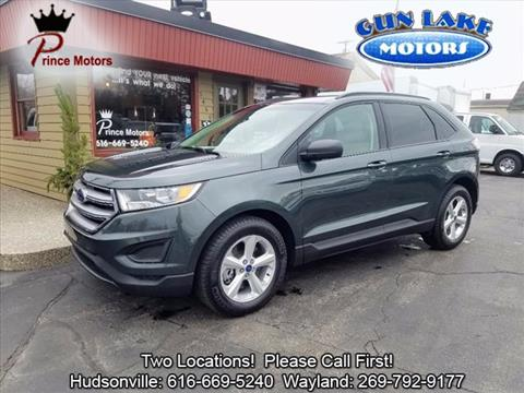 2015 Ford Edge for sale in Hudsonville, MI