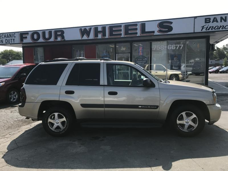 2004 Chevrolet TrailBlazer LS 4WD 4dr SUV - Youngstown OH