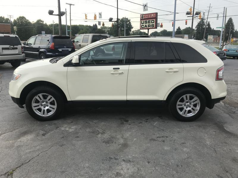 2008 Ford Edge AWD SEL 4dr Crossover - Youngstown OH