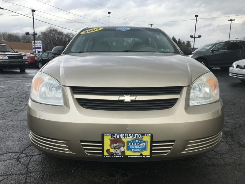 2007 Chevrolet Cobalt LS 4dr Sedan - Youngstown OH