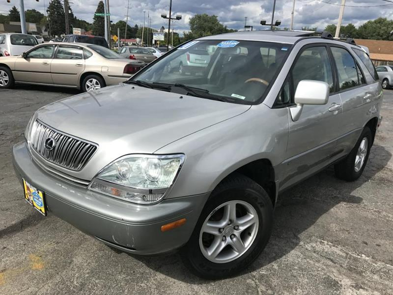 2001 Lexus RX 300 AWD 4dr SUV - Youngstown OH