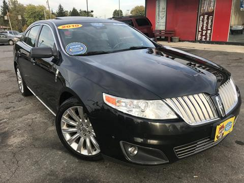 2010 Lincoln MKS for sale in Youngstown, OH