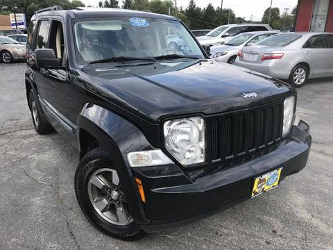 2008 Jeep Liberty for sale in Youngstown, OH