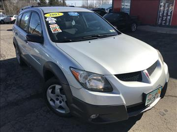 2003 Pontiac Vibe for sale in Youngstown, OH