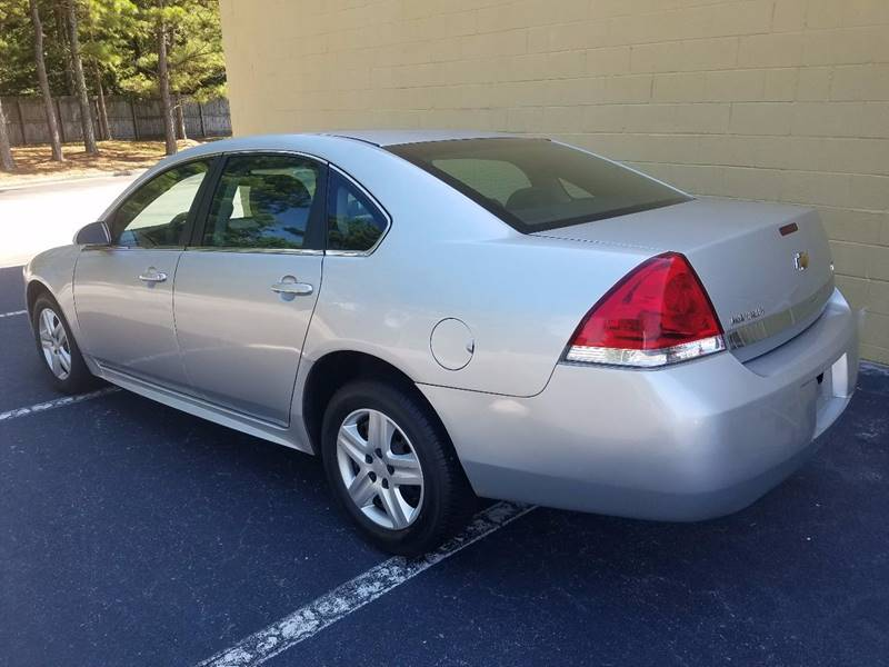2010 Chevrolet Impala for sale at LATIN AMERICAN MOTORS in Grayson GA