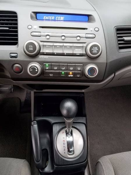 2009 Honda Civic for sale at LATIN AMERICAN MOTORS in Grayson GA