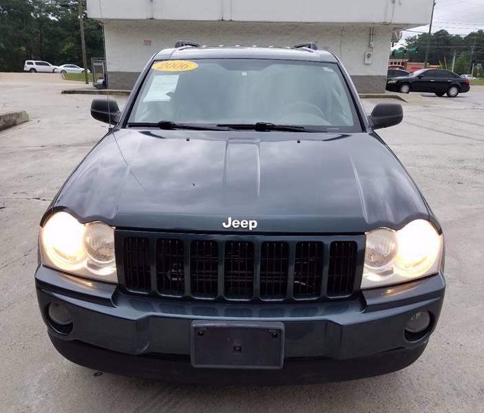 2006 Jeep Grand Cherokee for sale at LATIN AMERICAN MOTORS in Grayson GA