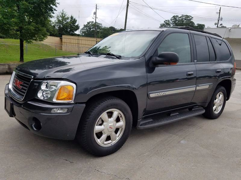 2003 GMC Envoy for sale at LATIN AMERICAN MOTORS in Grayson GA