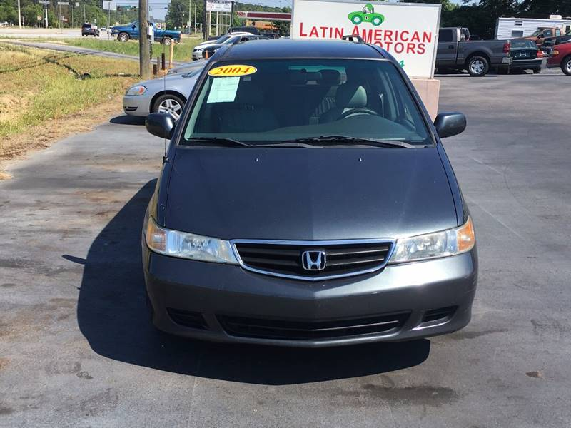 2004 Honda Odyssey for sale at LATIN AMERICAN MOTORS in Grayson GA