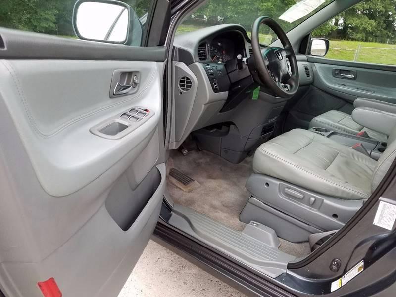 2004 Honda Odyssey for sale at LATIN AMERICAN MOTORS in Grayson GA