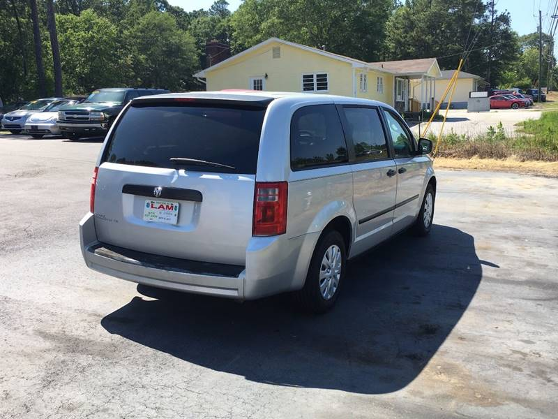 2008 Dodge Grand Caravan for sale at LATIN AMERICAN MOTORS in Grayson GA