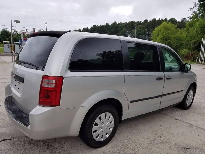 2008 Dodge Grand Caravan for sale at LATIN AMERICAN MOTORS in Grayson GA