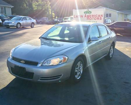 2007 Chevrolet Impala for sale at LATIN AMERICAN MOTORS in Grayson GA