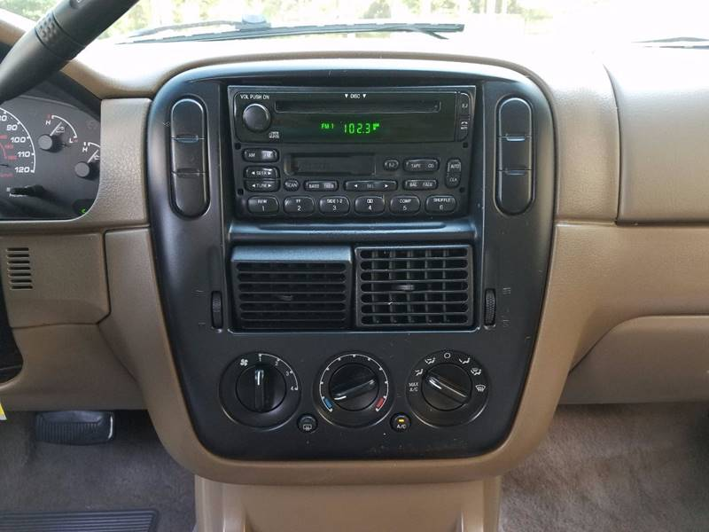 2002 Ford Explorer for sale at LATIN AMERICAN MOTORS in Grayson GA