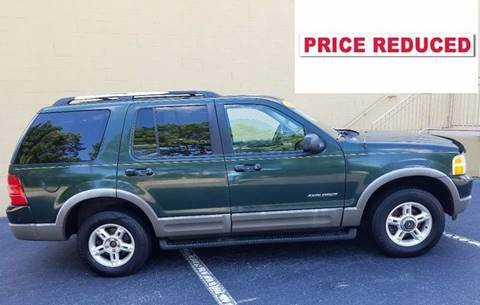 2002 Ford Explorer for sale at LATIN AMERICAN MOTORS in Grayson GA