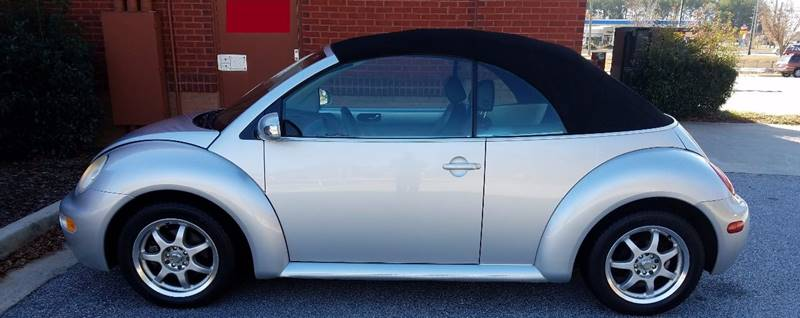2005 Volkswagen New Beetle for sale at LATIN AMERICAN MOTORS in Grayson GA